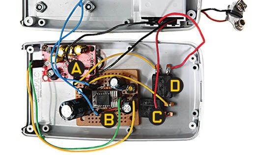 A Compact DIY Megaphone
