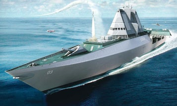 Warships of Tomorrow