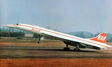 Future Then Video: Braniff Goes Supersonic