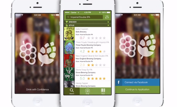 Mobile App Analyzes A Drink Menu For You