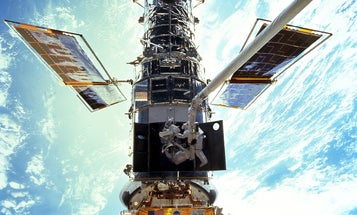 Is NASA Going To Let The Hubble Telescope Burn Up?