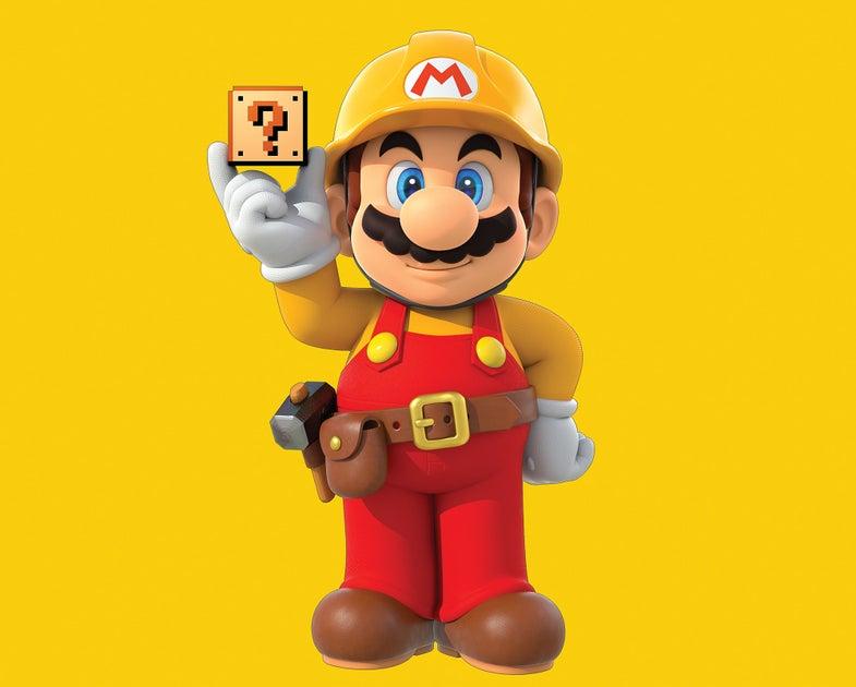 A new Super Mario Video game