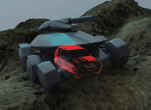 Future Tanks Will Be Cooler, and Thus Invisible to Thermal Detection