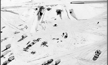 Forgotten Cold War Waste Will Re-emerge With Global Warming