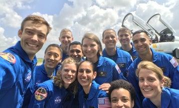Meet NASA's newest class of astronauts