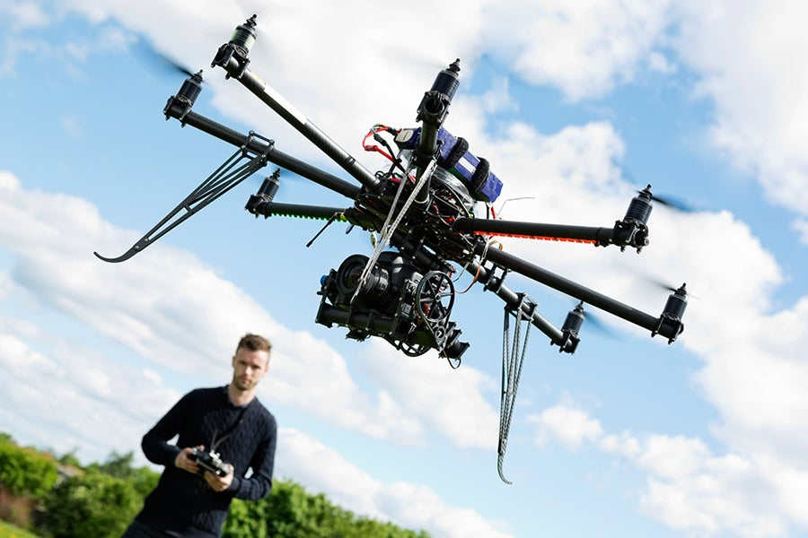 Why Is Canada Winning The Drone Race?