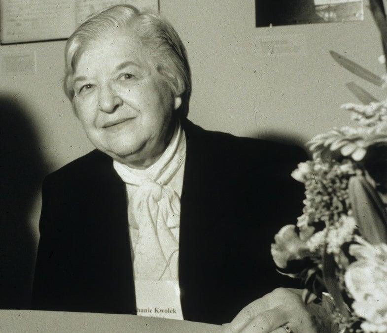Stephanie Kwolek, Kevlar Inventor, Dead At 90