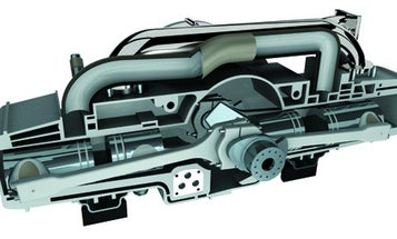 Cousin Of The Chainsaw Engine Could Power 100-MPG Car