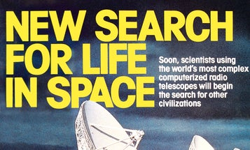 From Our Archives: How We've Searched For Alien Life