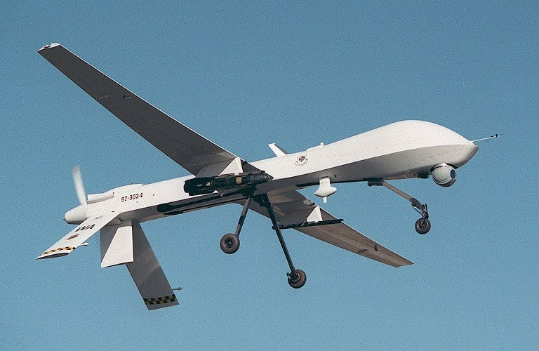 Drones Hone In On Taliban Targets Marked With Tiny Microchips