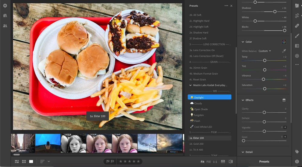 Photo editing presets make big money for influencers, but you're better off making your own