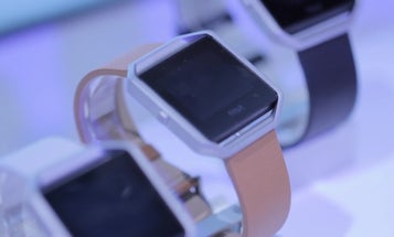 Fitbit Blaze: Up Close With The New Smartwatch At CES 2016