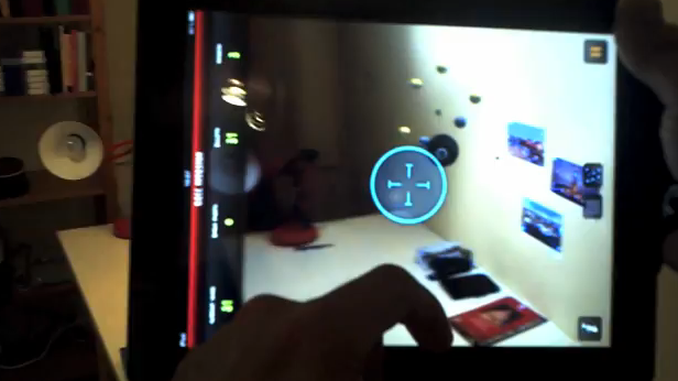 Augmented Reality iPad App Uses NASA Tech to Know Where You Are, Accurate to Under a Centimeter
