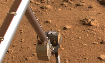 Organic Carbon Found on Mars Rocks Is Not Life, New Study Says
