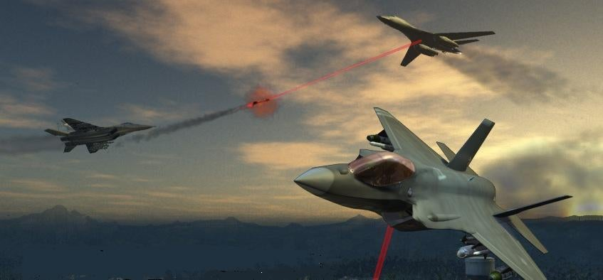 Air Force Calls for Airborne Electric Lasers That Can Target Land and Air