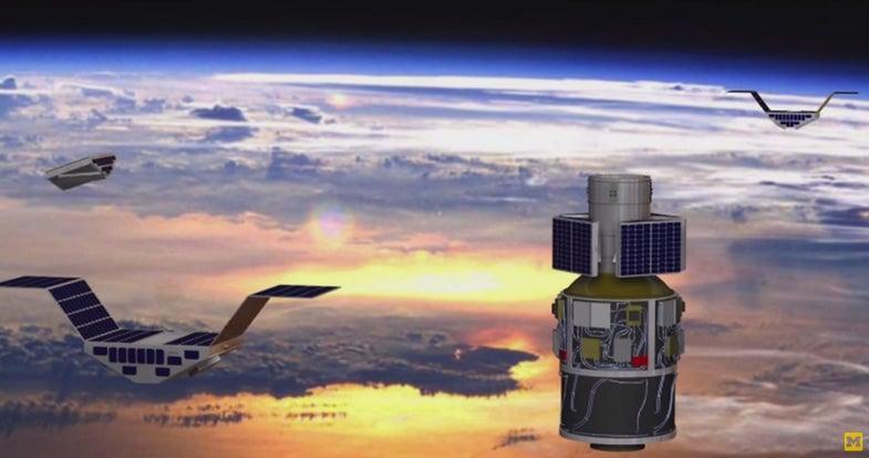 New NASA Satellites Could Help Prevent Katrina-Like Disasters