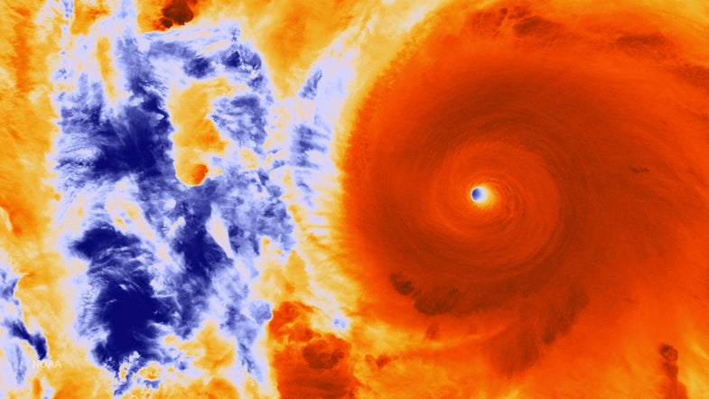 History's Strongest Hurricane Is Barreling Towards Mexico