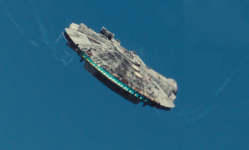 The Sounds Behind The Millennium Falcon's Failing Hyperdrive