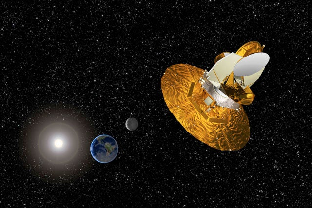 Goodbye and Thanks to WMAP, the Satellite That Mapped the History of the Universe