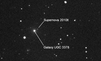 10-Year-Old Canadian Girl Is The Youngest Person Ever to Discover a Supernova