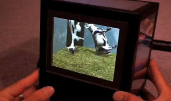 Interactive 3D Viewing Box Lets You Browse and Control Virtual Worlds Without Glasses