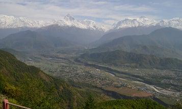 April's Himalayan Quake Caused Thousands Of Landslides