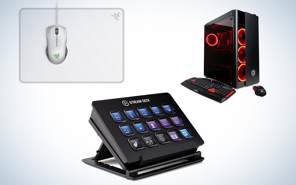Save on PC gaming products