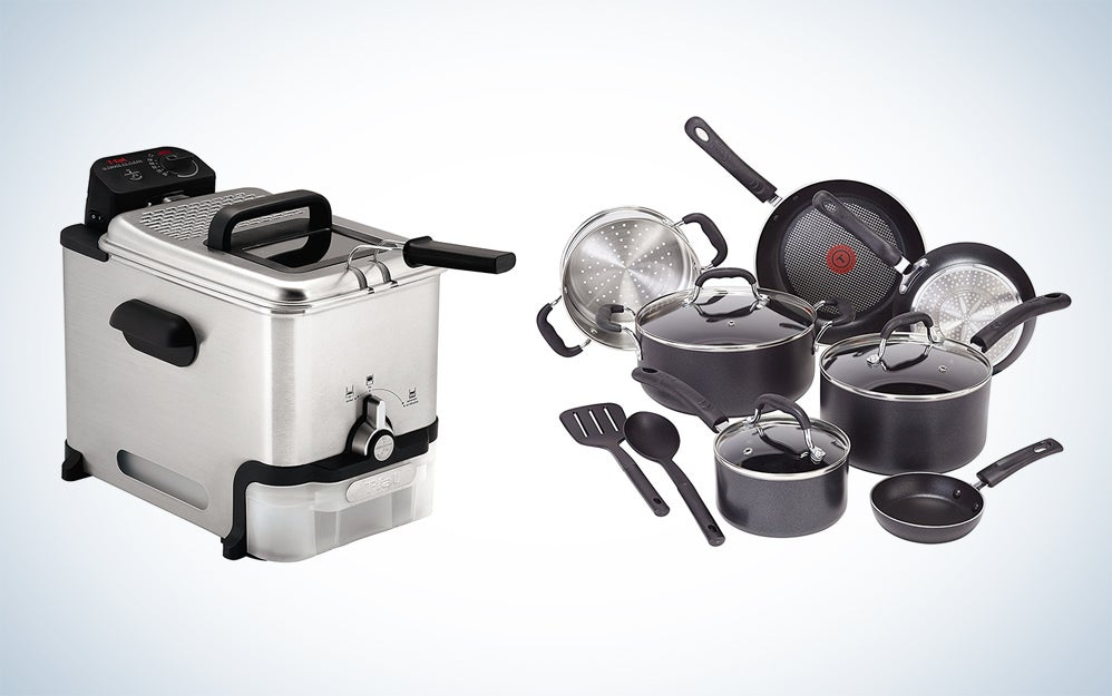 T-fal cookware deals