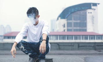 Nicotine Only Controls You Because You Believe In It