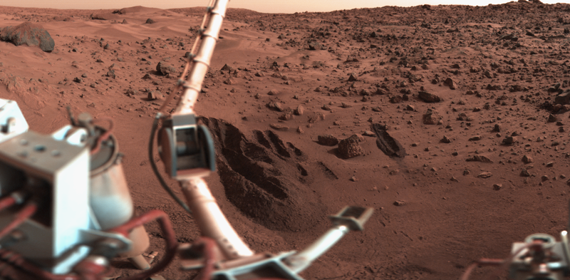 The Viking Mars Missions May Have Discovered Life in 1976