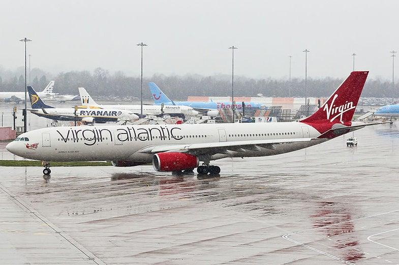 Virgin Atlantic Now Allows Cell Phone Calls on Transatlantic Flights