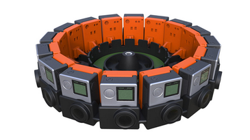 GoPro 360 Camera Array