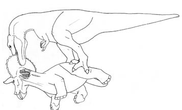 How To Properly Butcher And Eat A Triceratops