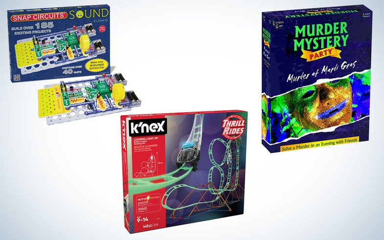 From games to building kits
