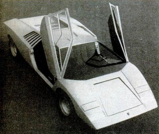 Happy 50th Birthday, Lamborghini!