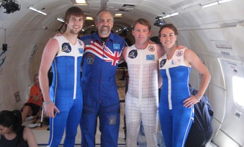 Superhero-Style Spacesuits Could Provide Vital Compression For Astronauts