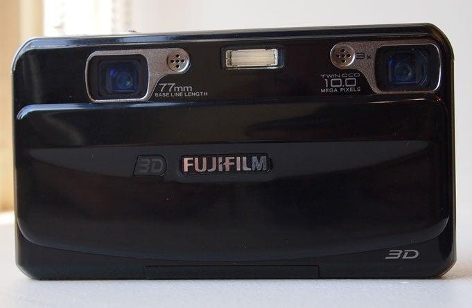 Hands On: Fujifilm Real 3D W1 Digital Camera