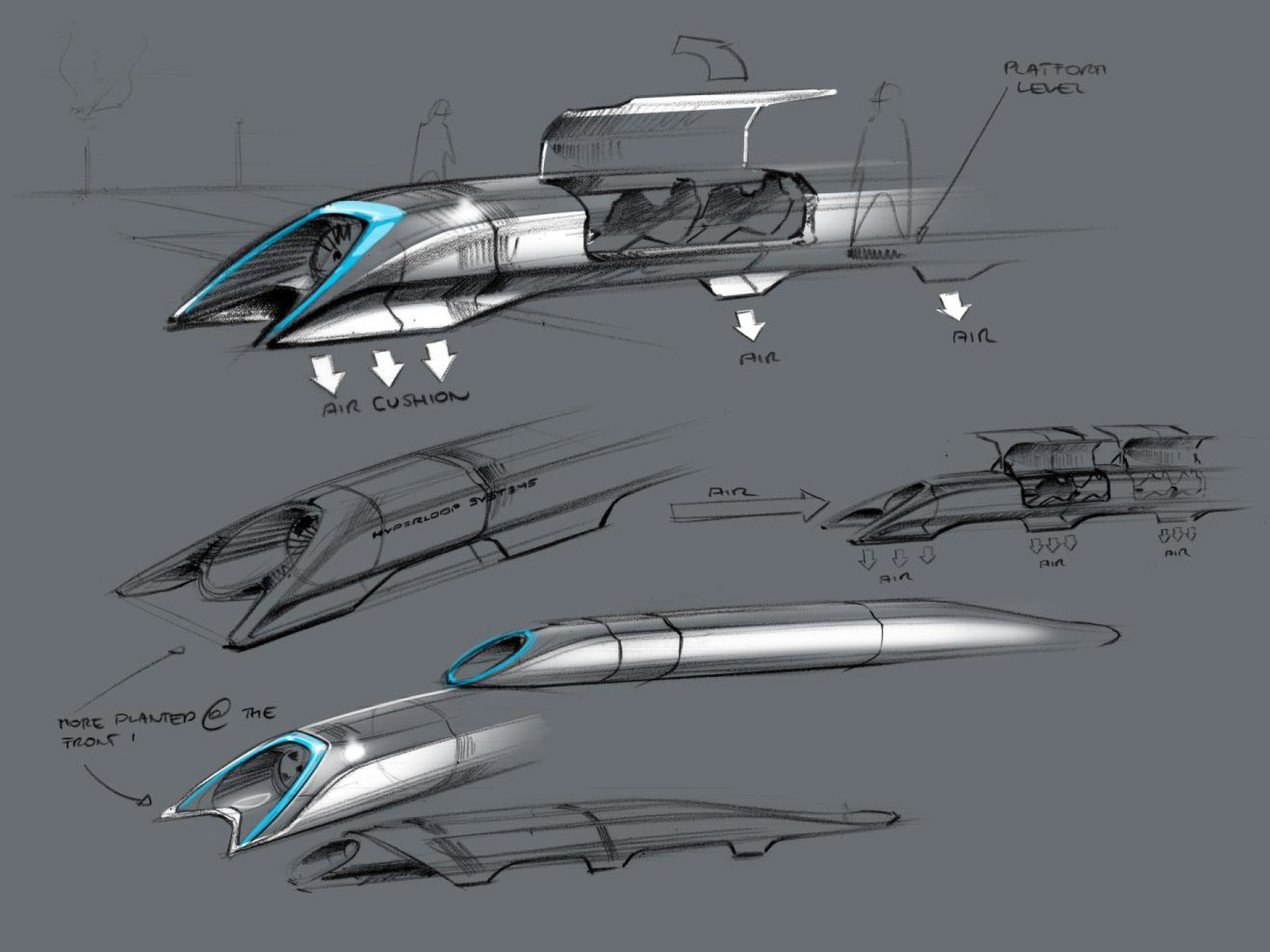 The First Stage Of The Hyperloop Contest Will Be In Texas