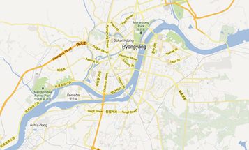 Google Taps 'Citizen Cartographers' To Map North Korea