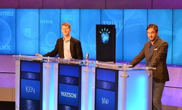 Tonight, Jeopardy Champions Take on IBM's Supercomputer Watson