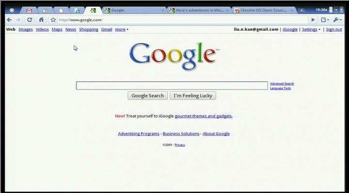 """""""Chrome"""