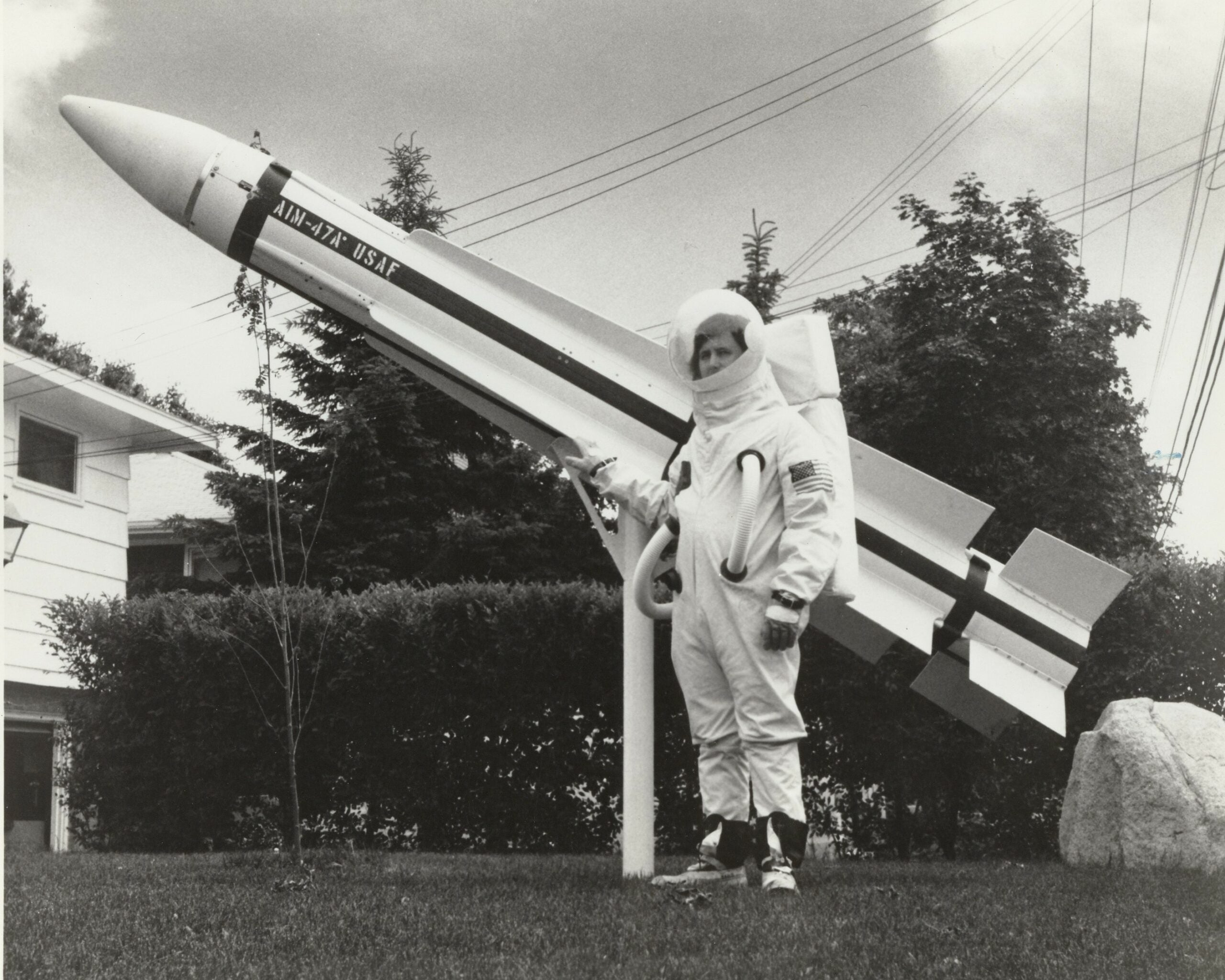 Meet The First Civilian To Successfully Launch A Rocket Into Space