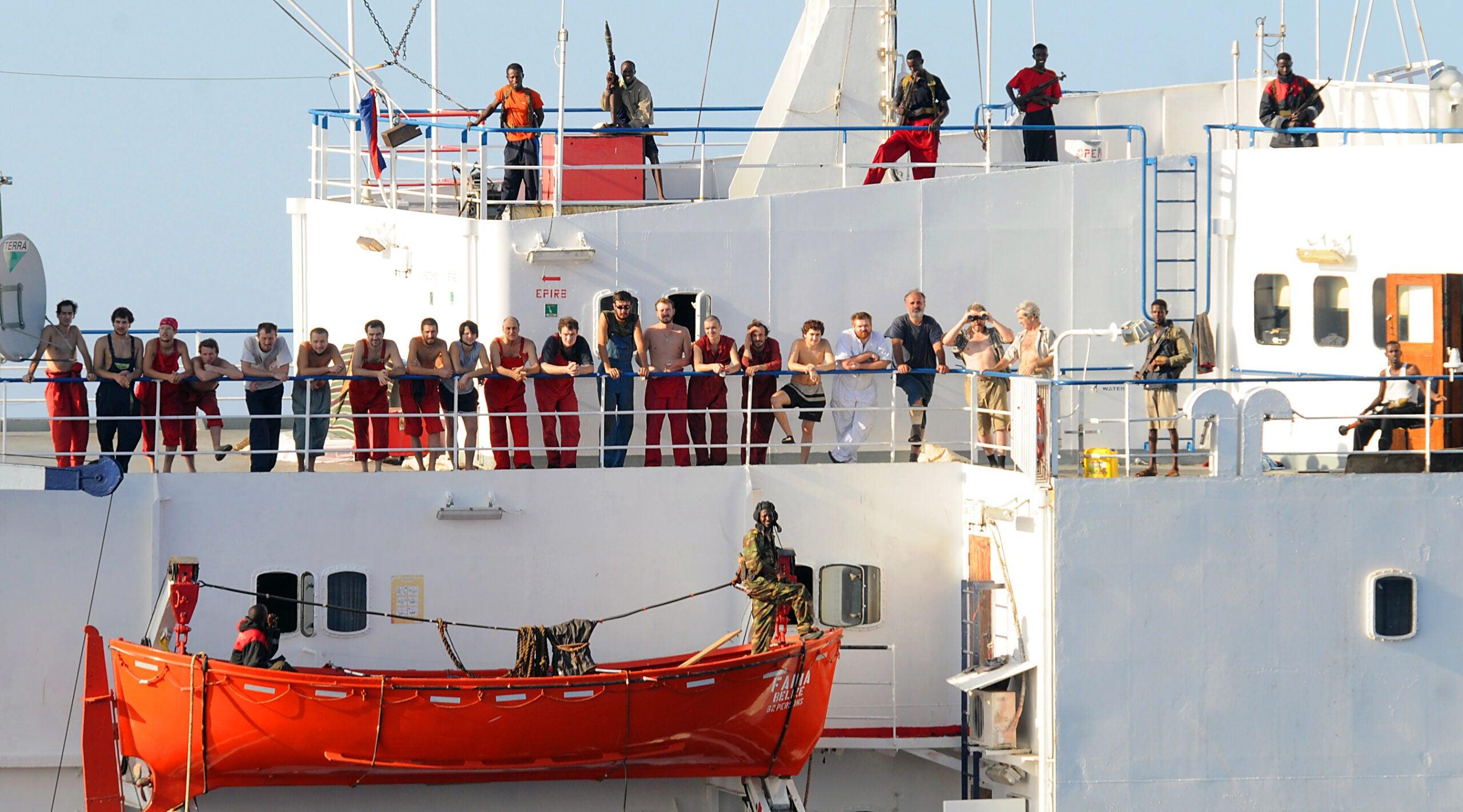 Somali Pirate Exchange Lets Investors Bet on Hitting a Ransom Jackpot