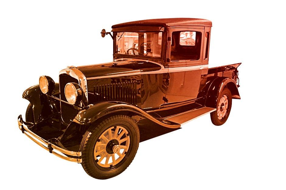 1929Merchant Express