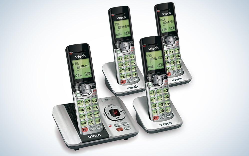 VTech wireless home phone set