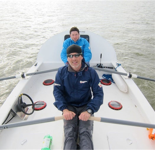 Climate Change Enables A Summer-Long Rowboat Trip Through The Northwest Passage