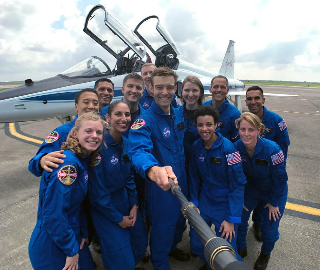 nasa candidates astronaut 2017