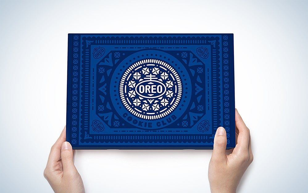 Oreo Subscription Box