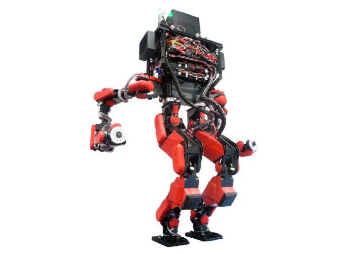This Robot Just Won The DARPA Robotics Challenge