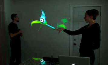 Hacking Microsoft's Kinect: Two Weeks In, Six Amazing Projects